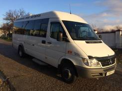 Mercedes-Benz Sprinter 411 CDI. Автобус, 2 200 куб. см., 19 мест