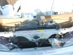 Радиатор охлаждения двигателя. Toyota Chaser, GX90 Toyota Mark II, GX90 Toyota Cresta, GX90 Двигатель 1GFE