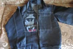 Куртки джинсовые. Рост: 158-164 см