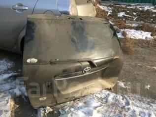 Дверь багажника. Toyota Corolla Fielder, ZZE123G, ZZE124G, ZZE122G, NZE124G, CE121G, NZE121G Двигатели: 2ZZGE, 1ZZFE, 1NZFE, 3CE