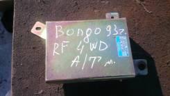 Блок комфорта. Mazda Bongo Двигатель RF