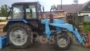 МТЗ 82. Продаю трактор МТЗ-82, 1 500 куб. см.