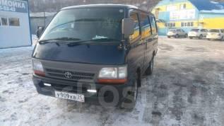 Грузоперевозки. Микроавтобус 4вд грузопассажир 1300 кг во Владивостоке