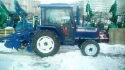 Iseki. Трактор с ПСМ
