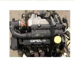Двигатель в сборе. Opel Combo Opel Meriva Opel Corsa Opel Astra, F69 Двигатель Z16SE. Под заказ