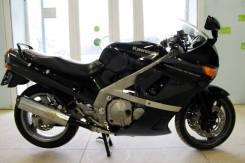 Kawasaki ZZR 600 Ninja. 600 куб. см., исправен, птс, без пробега