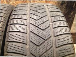 Pirelli Scorpion Winter. Зимние, без шипов, износ: 50%, 2 шт