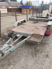МСЗА, 2004. Продаётся прицеп автовоз, 3 500 кг.