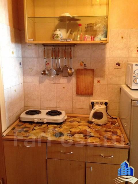 Гостинка, улица Некрасовская 50. Некрасовская, 24кв.м. Кухня