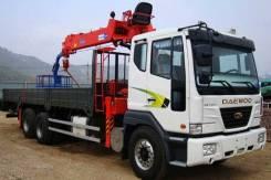 Услуги бортового грузовика с краном