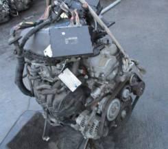 Двигатель в сборе. Toyota bB, QNC21 Двигатель 3SZVE