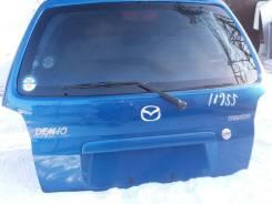 Дверь багажника. Mazda Demio, DW3W Ford Festiva, DW3WF