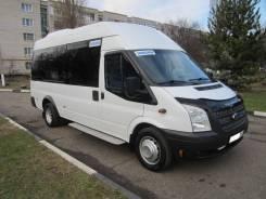 Ford Transit Van. Туристический автобус Форд Транзит Вэн, 2013, 2 200 куб. см., 17 мест