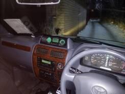 Панели и облицовка салона. Toyota Land Cruiser Prado