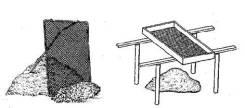 Сито строительное для песка