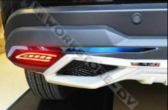 Катафот. Honda Vezel, RU1, RU2, RU3, RU4