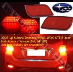 Катафот. Subaru XV, GP, GP7, GPE Subaru Bistro