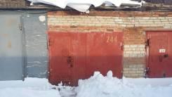 Гаражи капитальные. переулок Промышленный 12а, р-н Железнодорожный, 18 кв.м., электричество, подвал.
