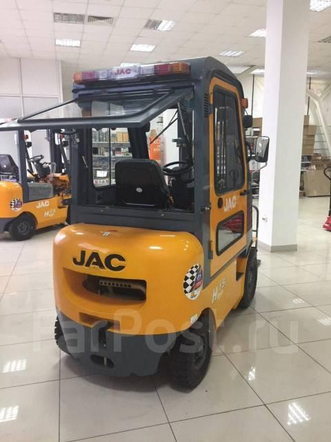 JAC. Погрузчик вилочный CPCD 15 в Барнауле, 2 270 куб. см., 1 500 кг.