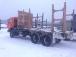 Камаз 53228. Продам Сортиментовоз, 11 000 куб. см., 15 999 кг.