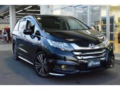 Honda Odyssey. автомат, передний, 2.4, бензин, 37 000 тыс. км, б/п. Под заказ