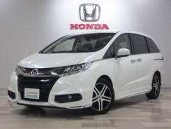 Honda Odyssey. автомат, передний, 2.4, бензин, 38 000 тыс. км, б/п. Под заказ