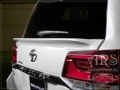 Спойлер. Toyota Land Cruiser, GRJ200, J200, URJ200, URJ202, URJ202W, UZJ200, UZJ200W, VDJ200 Двигатели: 1URFE, 1VDFTV