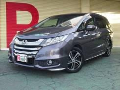 Honda Odyssey. автомат, передний, 2.4, бензин, 50 000 тыс. км, б/п. Под заказ