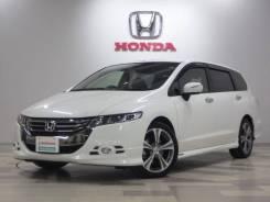 Honda Odyssey. автомат, передний, 2.4, бензин, 41 000 тыс. км, б/п. Под заказ