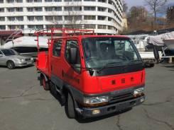 Mitsubishi Canter. Грузовик , 2 800 куб. см., 1 250 кг.