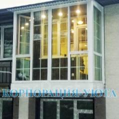 Договор остекление балкона входит ли остекление балконов