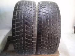 Dunlop Grandtrek SJ6. Зимние, без шипов, 2012 год, износ: 50%, 2 шт