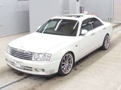 Nissan Gloria. VQ30DET