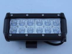 Фара светодиодная универсальная LED серии CH019B диоды Cree. Honda Ballade Honda Civic, FA1, FA3, FA5, FG1, FG2, FG3, FG4, SL, SS Ford Escort, FA, ZX2...
