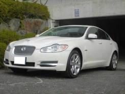 Jaguar XF. автомат, задний, 4.2, бензин, 85тыс. км, б/п, нет птс. Под заказ
