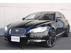 Jaguar XF. автомат, задний, 3.0, бензин, 64тыс. км, б/п, нет птс. Под заказ