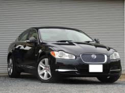 Jaguar XF. автомат, задний, 4.2, бензин, 55тыс. км, б/п, нет птс. Под заказ