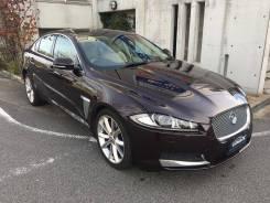 Jaguar XF. автомат, задний, 3.0, бензин, 22тыс. км, б/п. Под заказ
