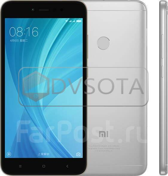 Xiaomi Redmi Note 5A. Новый