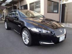 Jaguar XF. автомат, задний, 2.0, бензин, 18тыс. км, б/п. Под заказ