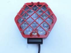 Фара с фарозащитой светодиодная серии LBS876-48W универсальная 3D