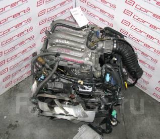 Двигатель в сборе. Nissan Elgrand Infiniti FX35 Двигатель VQ35DE