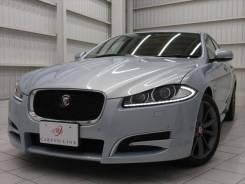 Jaguar XF. автомат, задний, 2.0, бензин, 9тыс. км, б/п. Под заказ