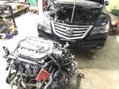 Двигатель в сборе. Honda Legend, KB2 Двигатели: J37A, J37A3