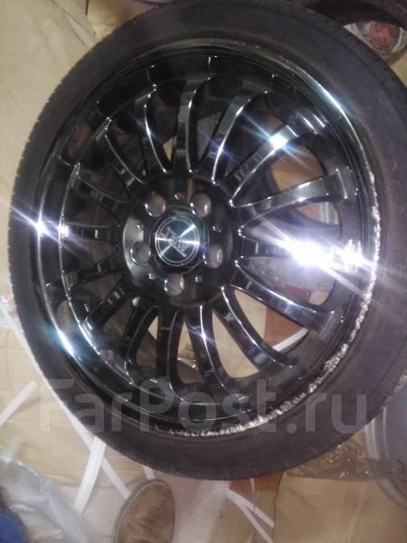 850 Комплект колес. 7.5x18 5x114.30 ET38 ЦО 72,0мм.