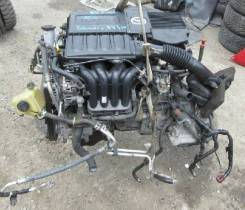 Двигатель в сборе. Mazda Demio, DY3W Двигатель ZJVE
