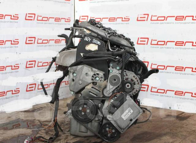 Двигатель в сборе. Volkswagen Bora Volkswagen New Beetle Volkswagen Jetta Volkswagen Golf Двигатели: APK, AQY, AZG, AZH, AZJ, BBW. Под заказ