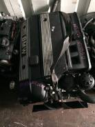 Двигатель (ДВС) M54B30 на BMW 3 E46 объем 3.0 л.
