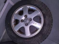 Комплект шин Dunloop 175/70 R14 + литьё. x14