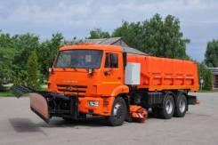 Камаз 65115. Машина МК-4433-08 на базе шасси Камаз-65115